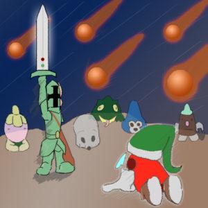 moon,ゲームレビュー,ムーン,ゲーム感想,月,勇者
